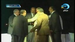 الدكتور عبدالله الأشعل  يعلن مساندته د. محمد مرسى
