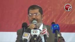 مرسي لا بد من القصاص من قتلة الشهداء