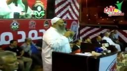 الشيخان سعيد عبد العظيم وإسماعيل المقدم يؤيدان د. مرسى