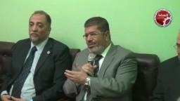 د/مرسى فى زيارة إلى مشايخ الطرق الصوفية
