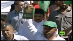 مقاطع من الاحتجاجات على الفيلم المسىء للرسول