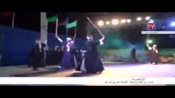 حفل افتتاح المخيم الكشفي العربي بأبي قير