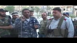 حلب- الجيش الحر يؤكد سيطرته  على 80 - من حلب