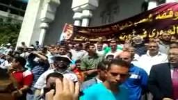 مظاهرة للإخوان ضد بشار الأسد 7/9/2012