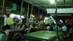 أولى مسيرات تأييد محمد مرسي في إمبابة
