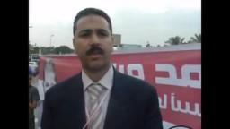 أكبر سلسلة بشرية لحملة مرسي رئيساً للجمهورية