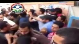 القبض على أحد البلطجية اعتدى على المتظاهرين بالسويس 4 5