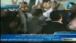 استقبال الدكتور مرسي وفضيلة المرشد فى المحلة الكبرى