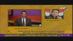 درويش يعلق على اجتماع الرئيس بالفنانين