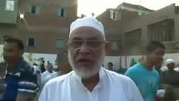 الشيخ عبد الخالق الشريف يهنئ المصريين بعيد الفطر