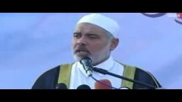 إسماعيل هنية يدعو الى تعاون أمني بين غزة ومصر