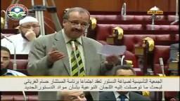 البلتاجي  على المصريين جميعا المشاركة في كتابة الدستور