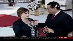 السيدة جيهان السادات تشكر الرئيس مرسي