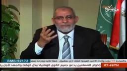 المرشد يهنئ المصريين بالعشر الاوائل من ذى الحجة