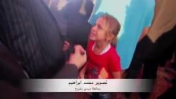 طفلة تصمم على مقابلة الرئيس وتنادى عليه ياعمو مرسى