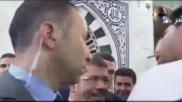 تواضع الرئيس محمد مرسى