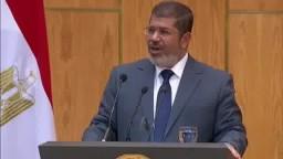 الرئيس مرسي يحذر أصحاب الثورة المضادة