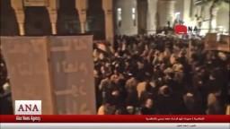الآلاف يجوبون شوارع الأسكندرية لتأييد مرسي