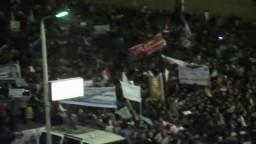 مشهد رهيب من مليونية دعم الشرعية والشريعة بأسيوط