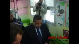 د/ احمد فهمى يدلي بصوته فى الاستفتاء على الدستور