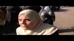 سيدة مصرية ترد على شبهة تقسيم الدستور لمصر