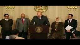تصريحات محمود مكي بعد انتهاء الجولة السادسة للحوار