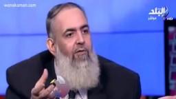 تعليق  الشيخ حازم علي شعار يسقط حكم المرشد