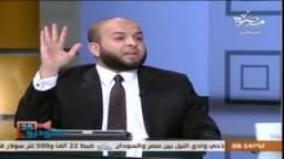 د.عارف لجبهة الانقاذ وكيف يصح فى الاذهان شئ