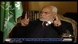 عاكف : مطالب المعارضة ليست فرض على الرئيس