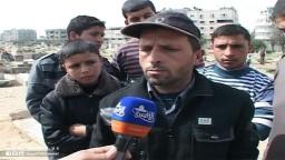غزة- وفاة والد الشهيد عماد عقل