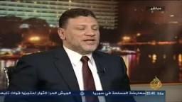 المذيع  مذهول من إنجازات وزير الشباب
