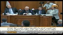 شاهين: من يحاول تسييس الجيش سيخرج منه