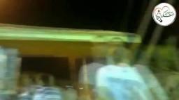 إعتداء البلطجية على مؤتمر نصرة الشرعيه بدسوق