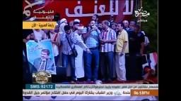 دعاء د/ خالد أبوشادي في مليونية لا للعنف