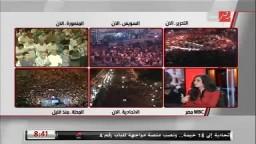 اللواء عمران فاجأ مذيعة (mbc) بتأييده للشرعية