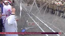 مواطنة للحرس : مين اللي خاننا وخانكم