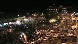 مليونية تأييد الرئيس ورفض الانقلاب بأسوان