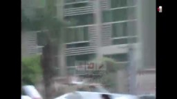 رصد - لقطات من مجزرة الحرس الجمهوري