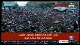 لماذا الرئيس مرسي معتقل ؟! فضيحة السيسي