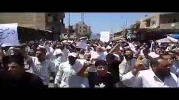 أكبر مسيرة في تاريخ سيناء رفضاً للانقلاب