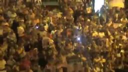 مليونية كسر الانقلاب . اسكندرية كلها فى الشارع2