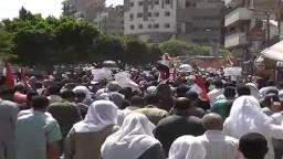 عشرات الآلآف من أبناء الفيوم- كسر الإنقلاب