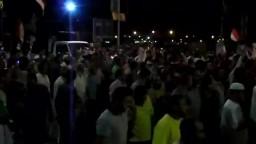مسيرات رفض تهديدات السيسي تجوب الإسماعيلية