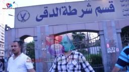 مؤيدي مرسي يحمون قسم الدقي ومدرية الأمن
