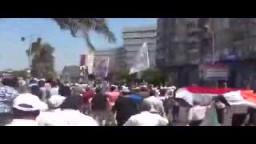 ثوار الاسكندرية أمام مديرية الأمن 2-8