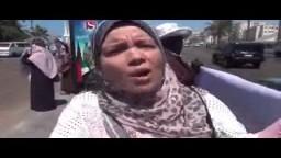 تظاهرة نسائية لرفض الانقلاب بالإسكندرية 3-8