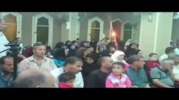 الثبات وصمود والد الشهيد محمود _ بني سويف