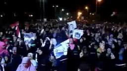 مظاهرات بالإسماعيلية في مليونية الصمود 6 / 8