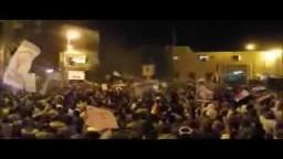 مليونية الصمود أمام قسم أول بأسيوط 29 رمضان