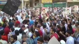 هتافات الاولتراس فى سوهاج- ضد الانقلاب